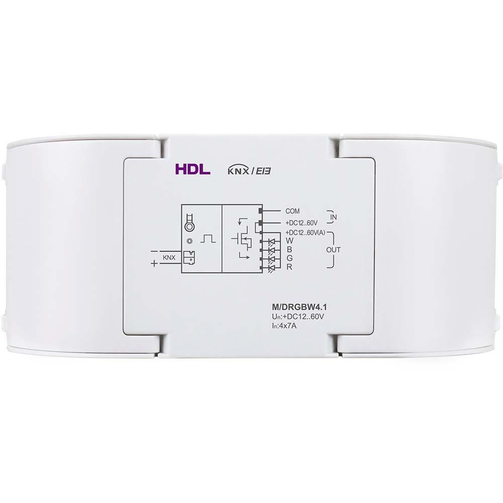 4-канальный 7A RGBW драйвер