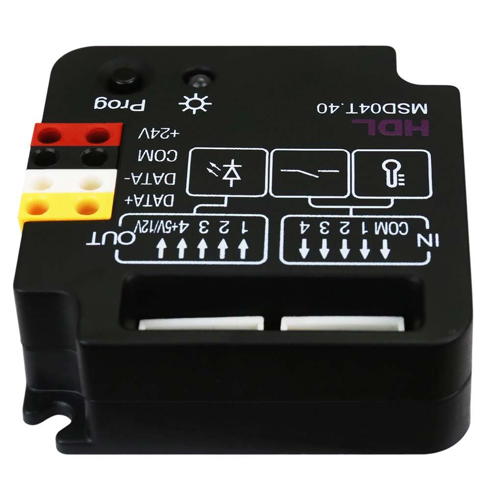 4-кнальный ИК трансмиттер с сенсором тока