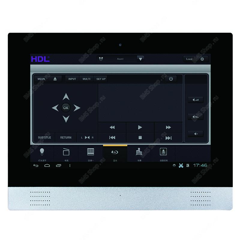 Новый 10-дюймовый сенсорный экран с ОС Andriod