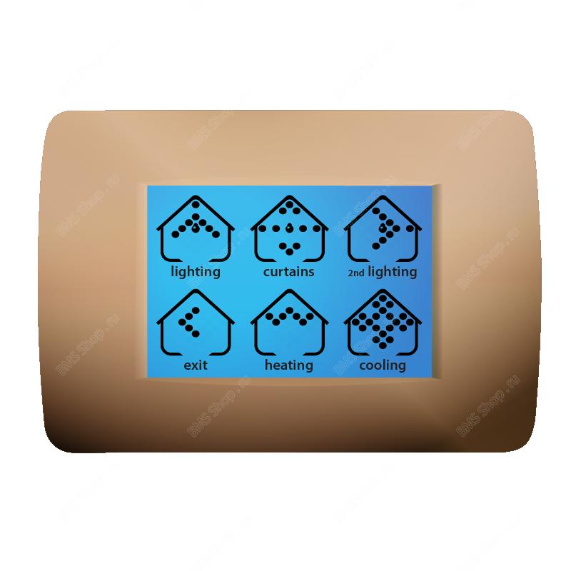 Сенсорная панель для общего применения