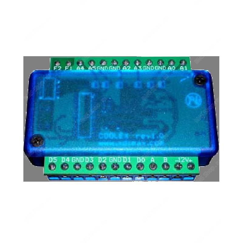 Модуль расширения Modbus систем автоматизации