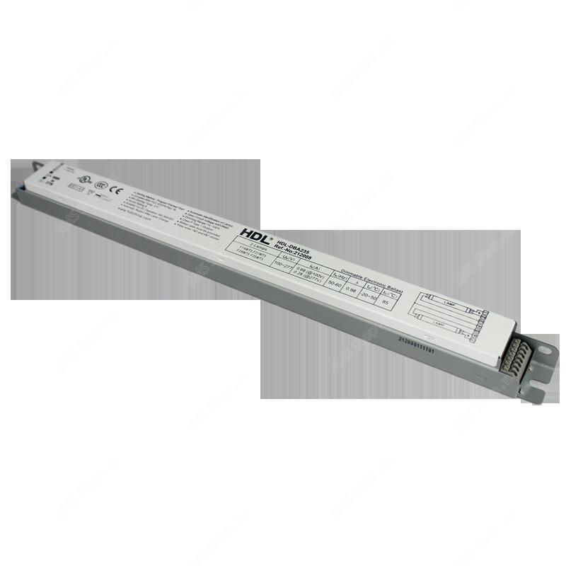 Балласт 0-10V (T5,T8,TC-L) 2x32/100-277V T5 DIM-A
