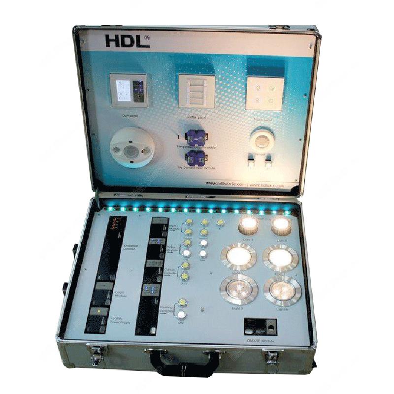 HDL демонстрационый чемодан без сенсорной панели