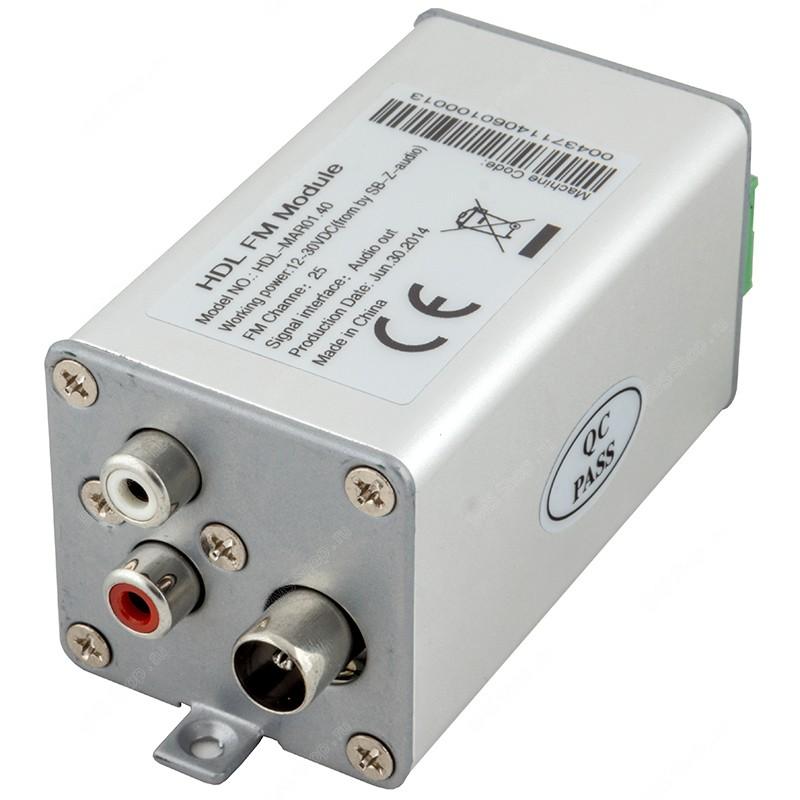Внешний FM модуль для SB-Z-Audio плеера