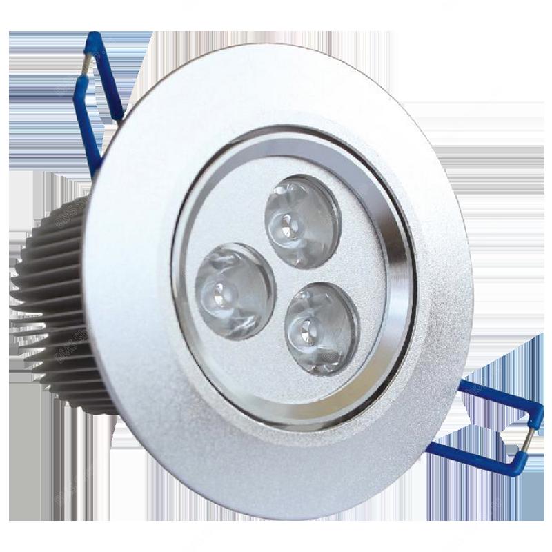 HDL 3X1 W LED потолочный светильник для внутреннего использования