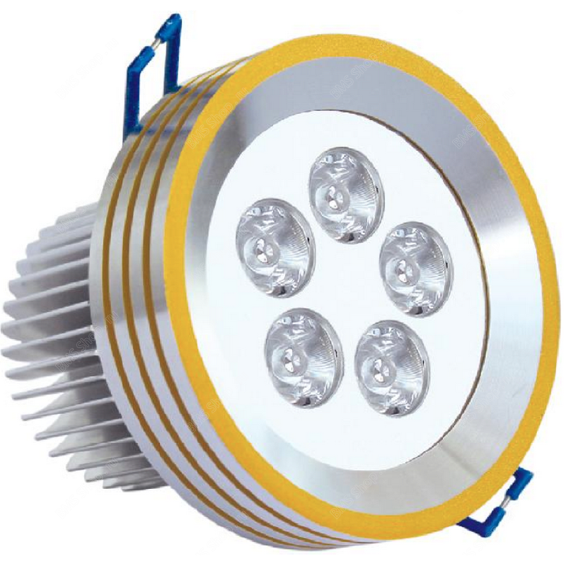 HDL 5X1 W потолочный светильник для внутреннего использования
