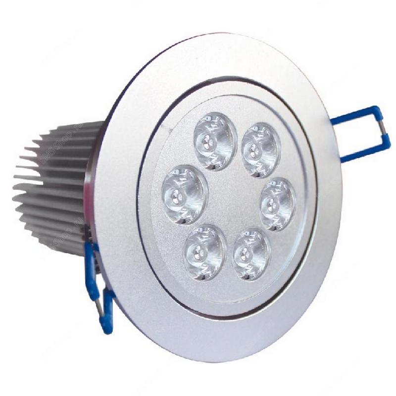 HDL 6X1 W потолочный светильник для внутреннего использования