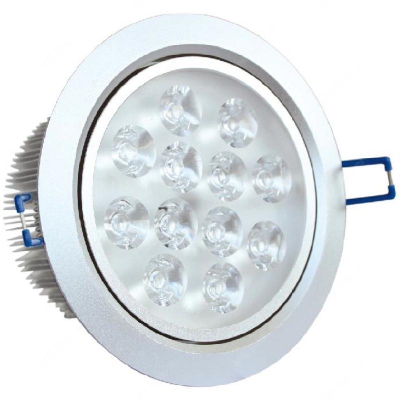 HDL 12X1 W потолочный светильник для внутреннего использования