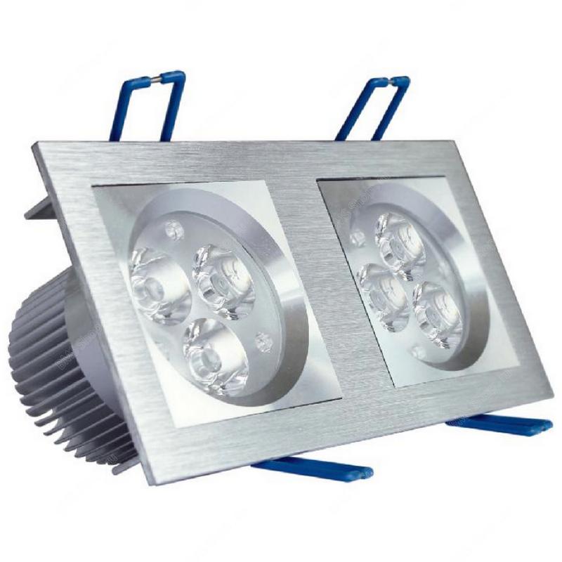 HDL 2X3X1 W LED потолочный светильник для внутреннего использования