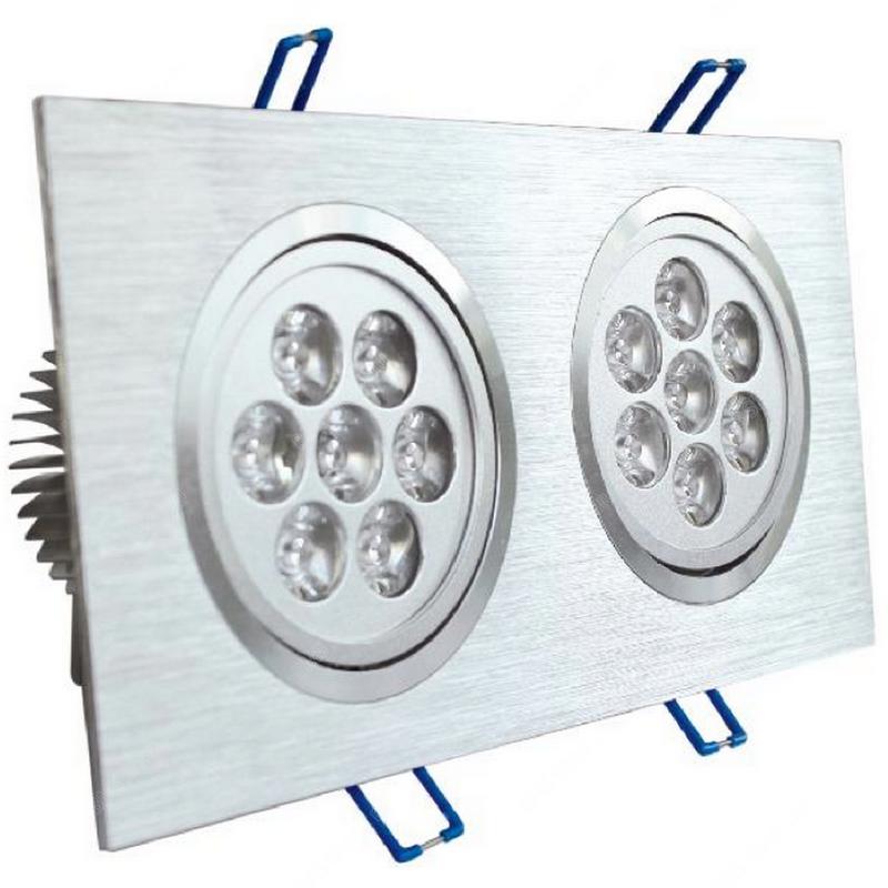 HDL 2X7X1 W потолочный светильник для внутреннего использования
