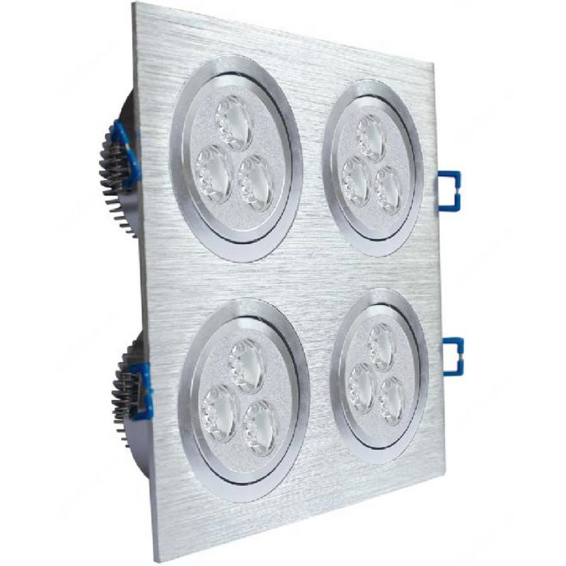 HDL 4X3X1 W LED потолочный светильник для внутреннего использования