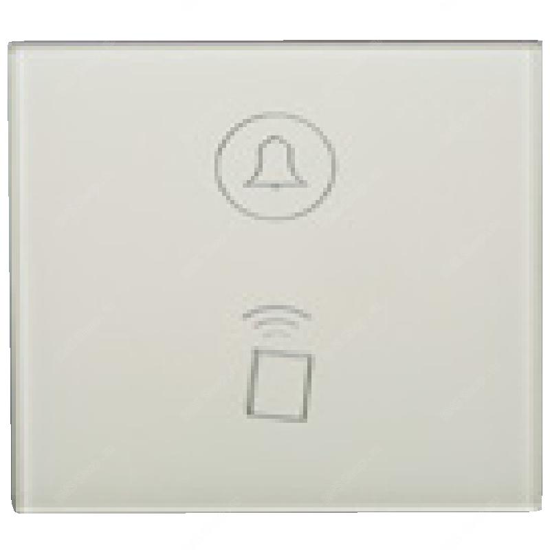 Интеллектуальный дверной звонок и считыватель карт доступа