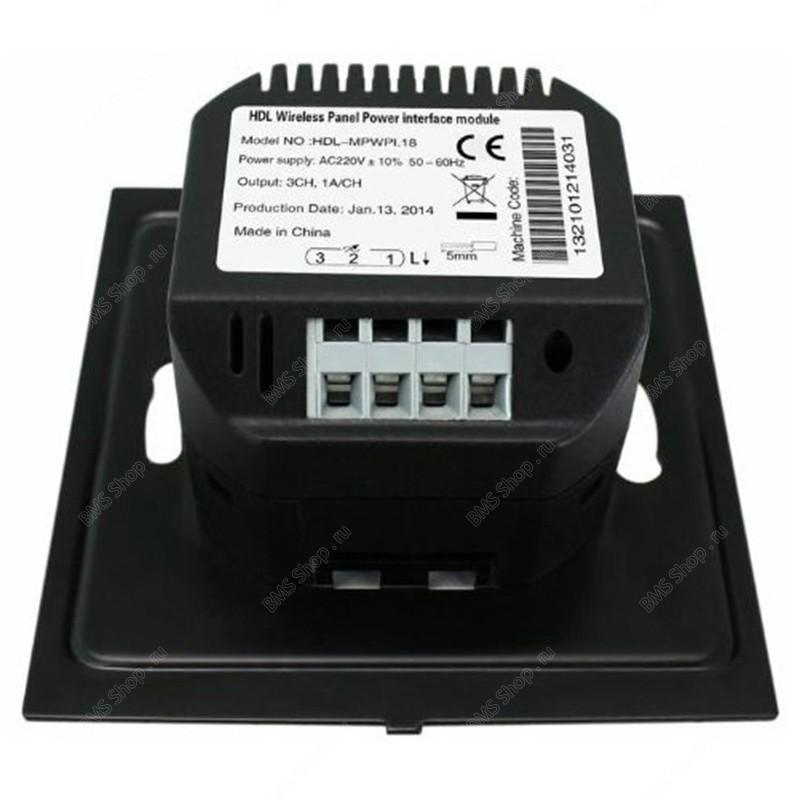 1 канальный беспроводной диммирующий модуль L&N