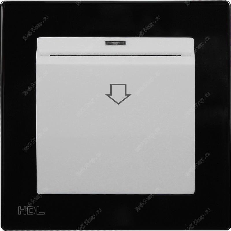 Считыватель RF карт и Мастер контроллер номера