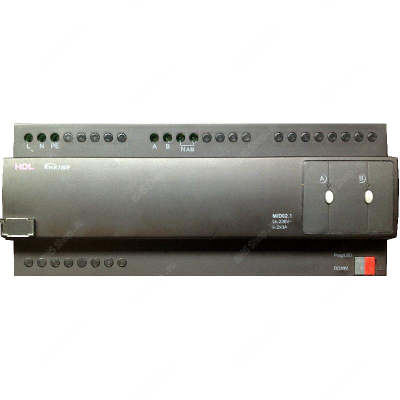 Универсальный диммер 2-канальный, 3А на канал
