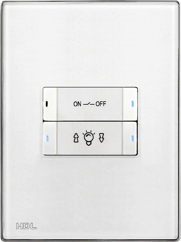 4 клавишная панель со сменными этикетками, US/AU стандарт