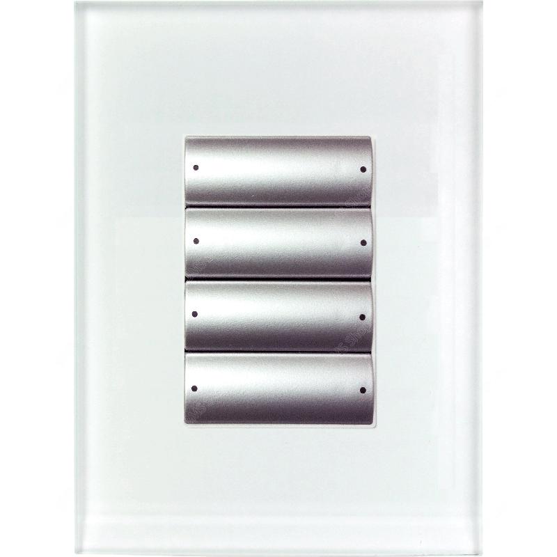 4-клавишная панель, US/AU стандарт