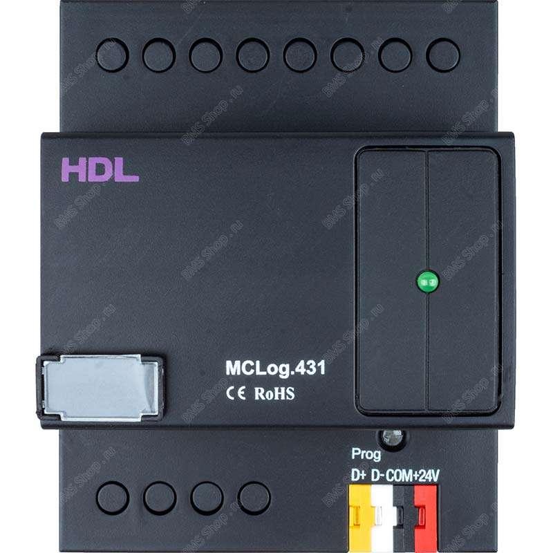 Логический контроллер на DIN рейку
