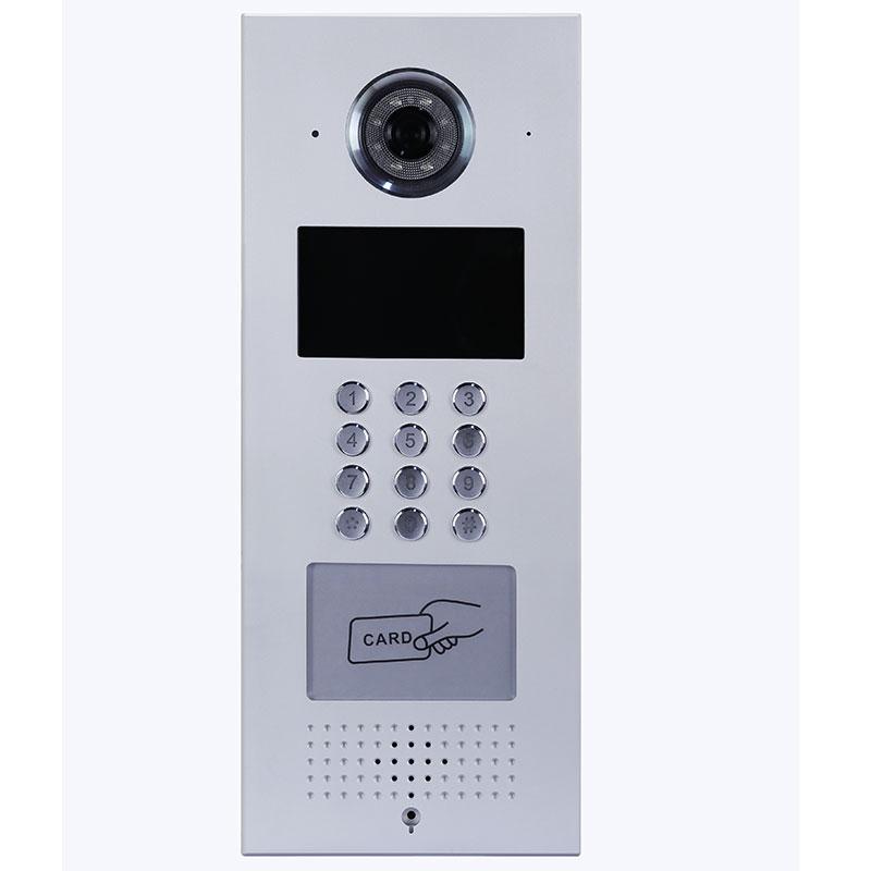 Наружная панель видео-домофона Vision Plus