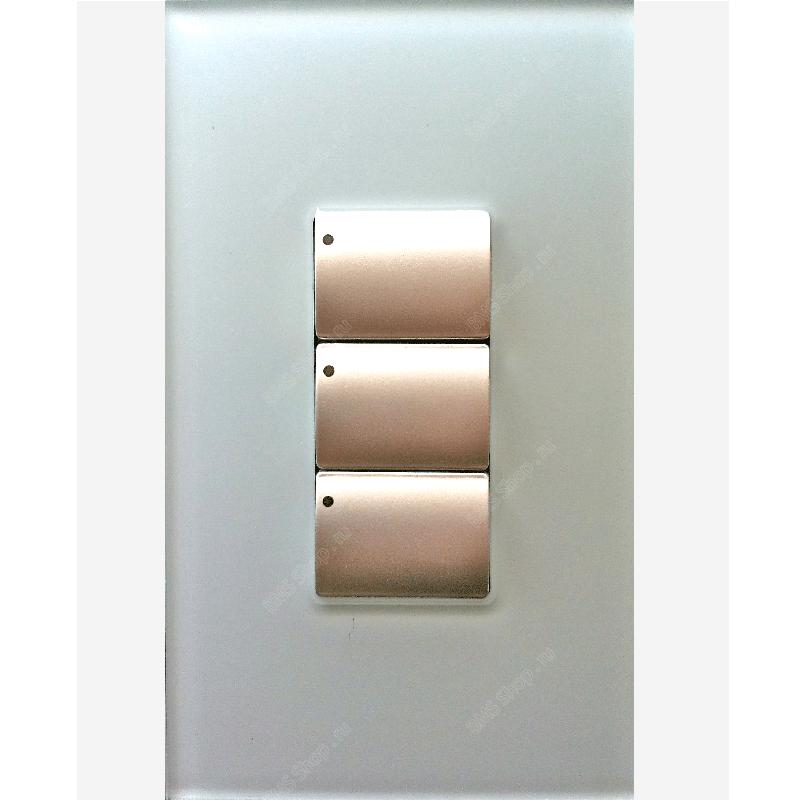 3-клавишная панель, US/AU стандарт