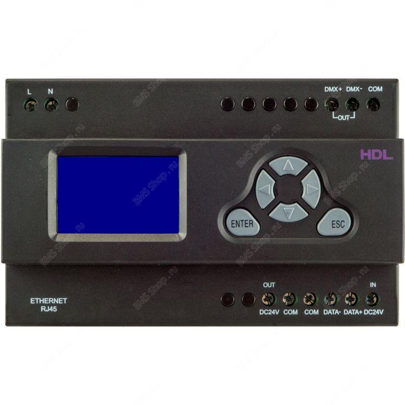 512-канальный DMX контроллер сцен с Ethernet портом