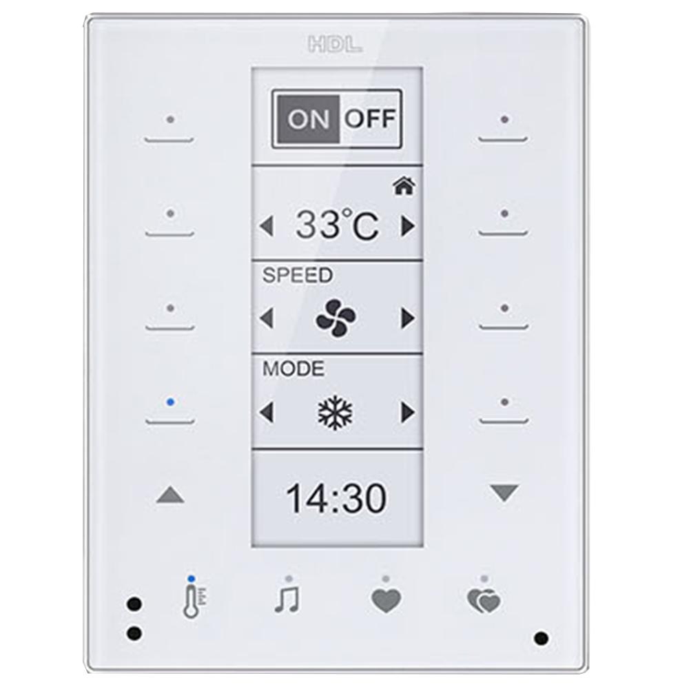 Сенсорная панель с экраном DLP, KNX, US-стандарт