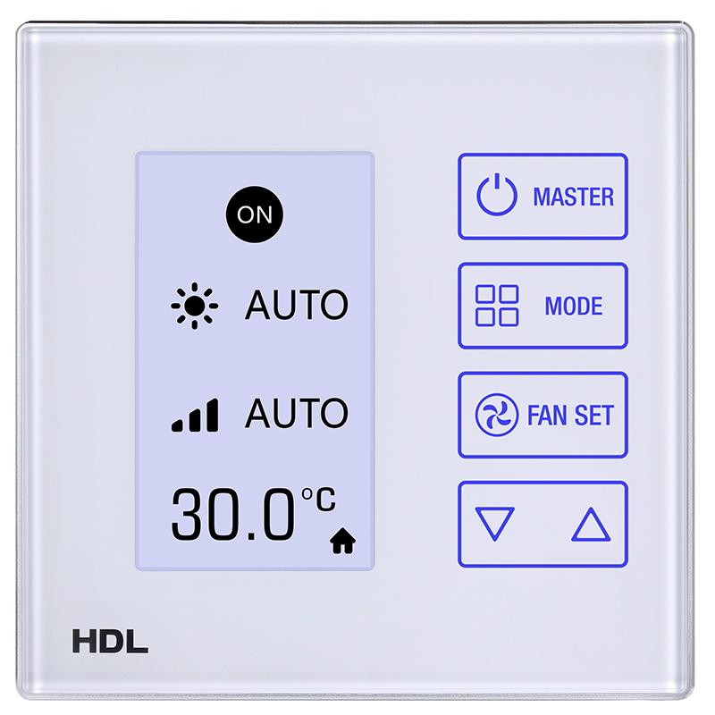 Сенсорный термостат с экраном DLP